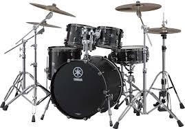 Drum Yamaha live custom black